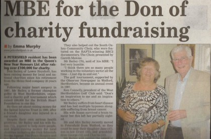 mbe for charity fundraiser